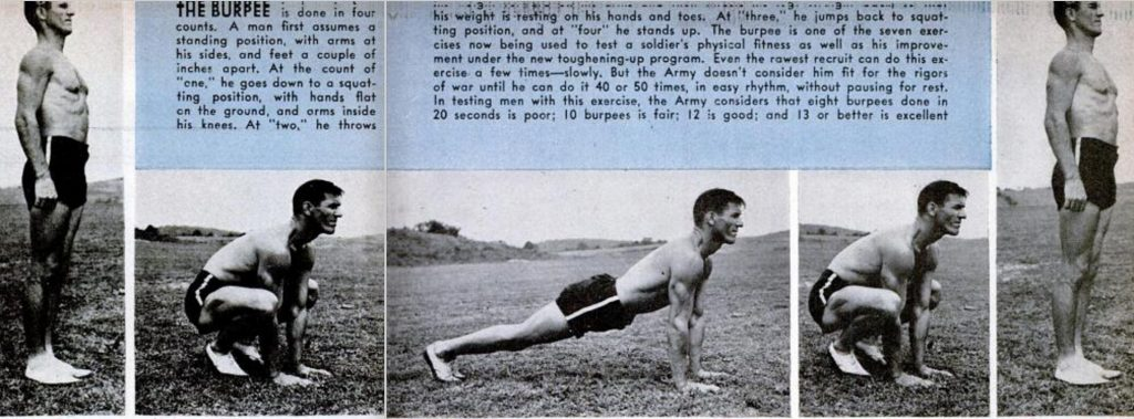 The History of the Burpee | Morning Chalk Up