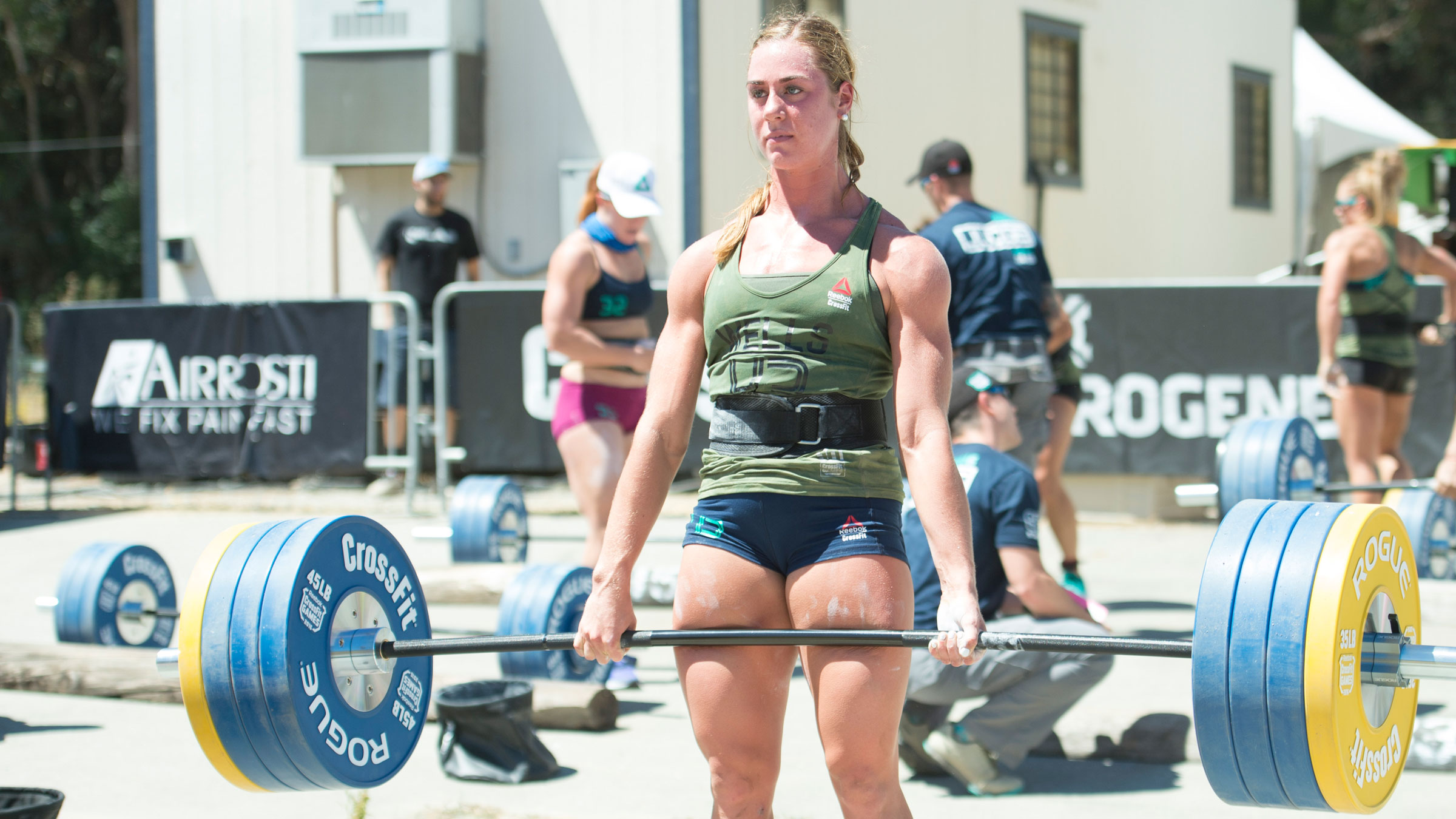 The CrossFit Total Returns to the Games   Morning Chalk Up