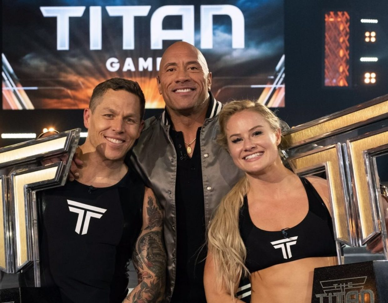 """The Titan Games: CrossFit's Primetime """"I Told You So""""   Morning Chalk Up"""