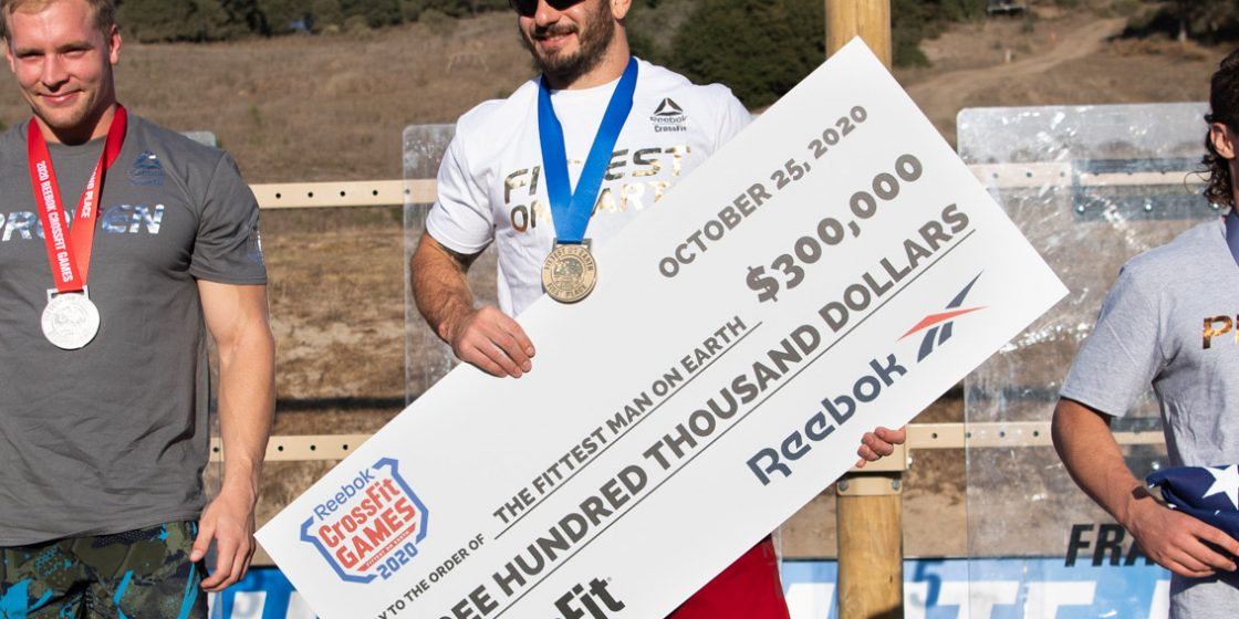 Top 10 Athlete Payouts for the 2019-2020 CrossFit Games Season