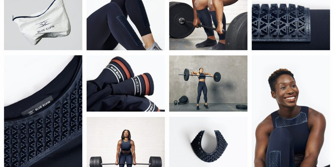 Blue Elvin Apparel Launches, Aims to Change How Women Train