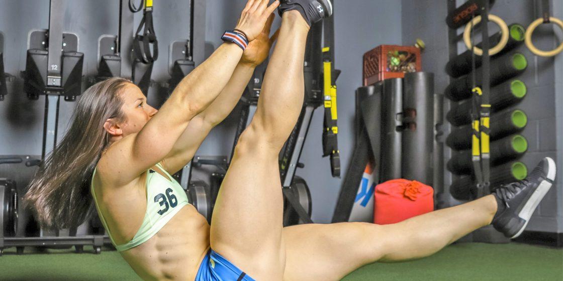 Final-Five Athlete Kari Pearce on Balancing Games Prep and Training Athletes Around the World