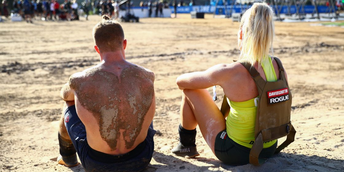 The 2020 (CrossFit) Intimacy Games: You'll Never See it Like This Again