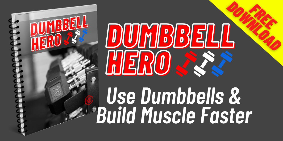 FREE Dumbbell Workout Training Program 💪