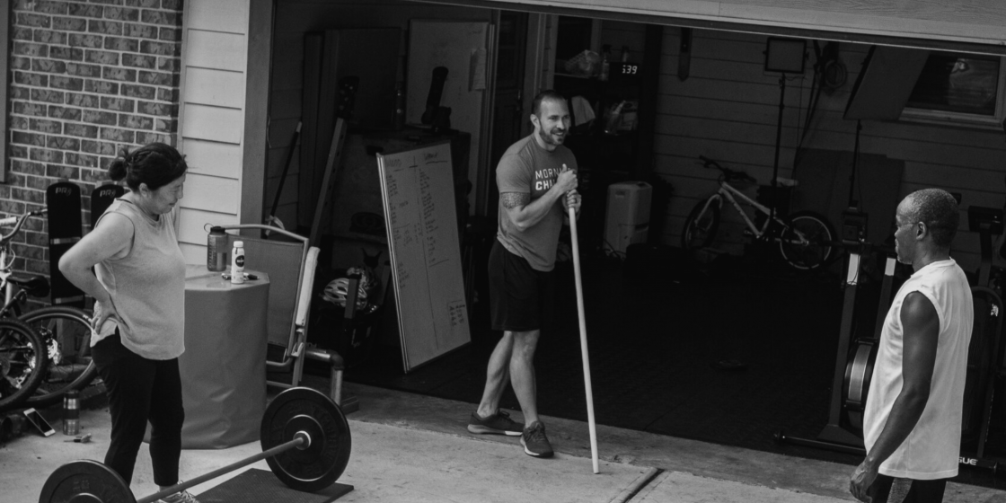 CrossFit Liminal Makes Transition a Positive Thing