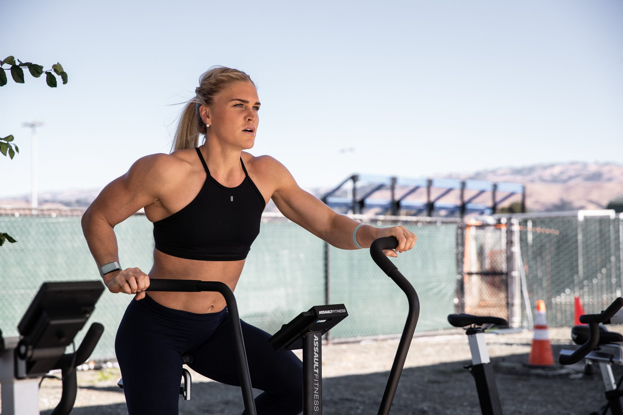 Davidsdottir Face Of Whoop Digital Ad Campaign Know Yourself Morning Chalk Up