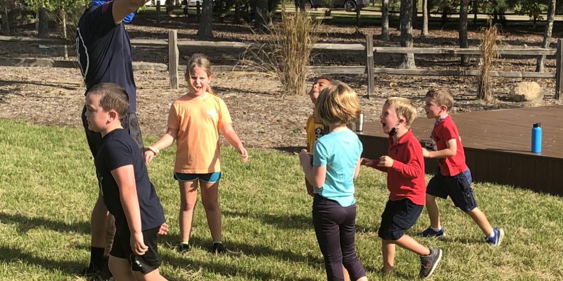 Coaching Kids in a COVID Lockdown