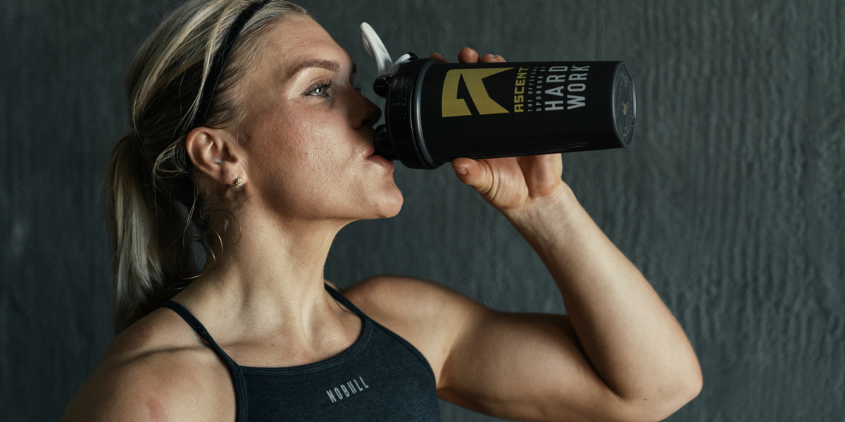 Fuel Your Hard Work With 25g Of Clean Protein
