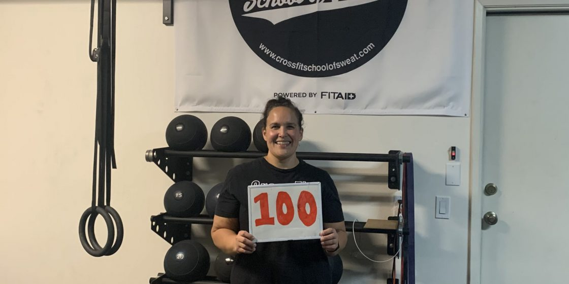 Anjanette Bargas Chooses CrossFit Over Bariatric Surgery, Loses 100 Pounds