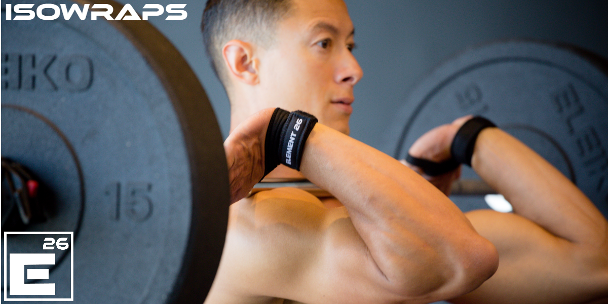 The Wrist Support You Need, Without Uncomfortable Restriction