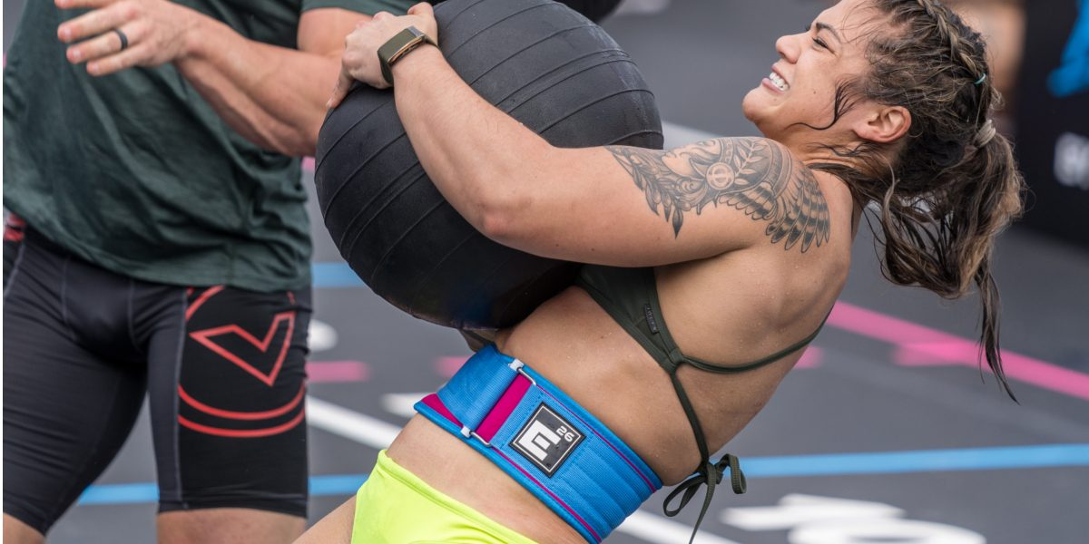 Finally, the Weightlifting Belt You've Been Waiting For