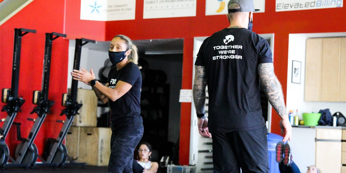 CrossFit Low Oxygen Becomes the First