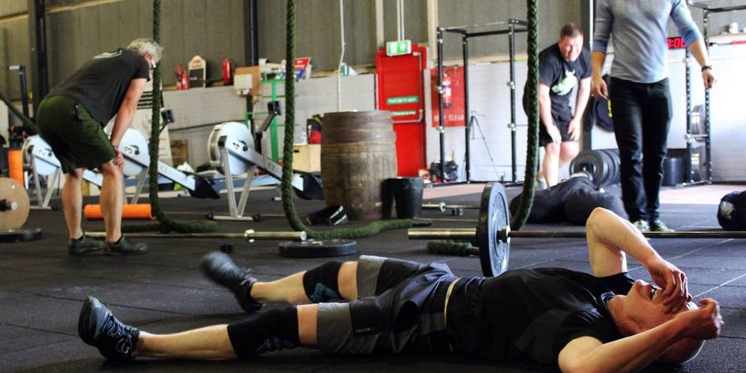 OpEd -- Our Gyms Should Train Mindset Too