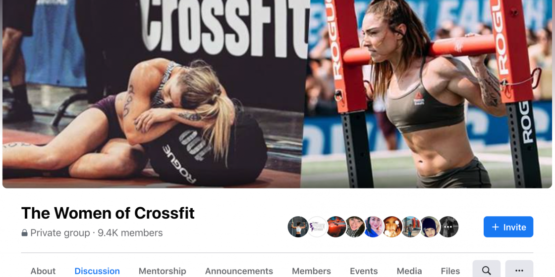 Facebook Group Empowers the Women of CrossFit
