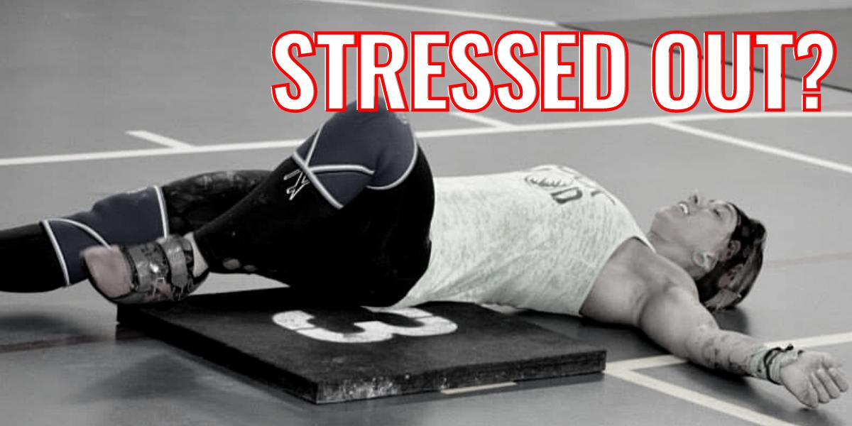 Chronic Fatigue & Stress? 😰