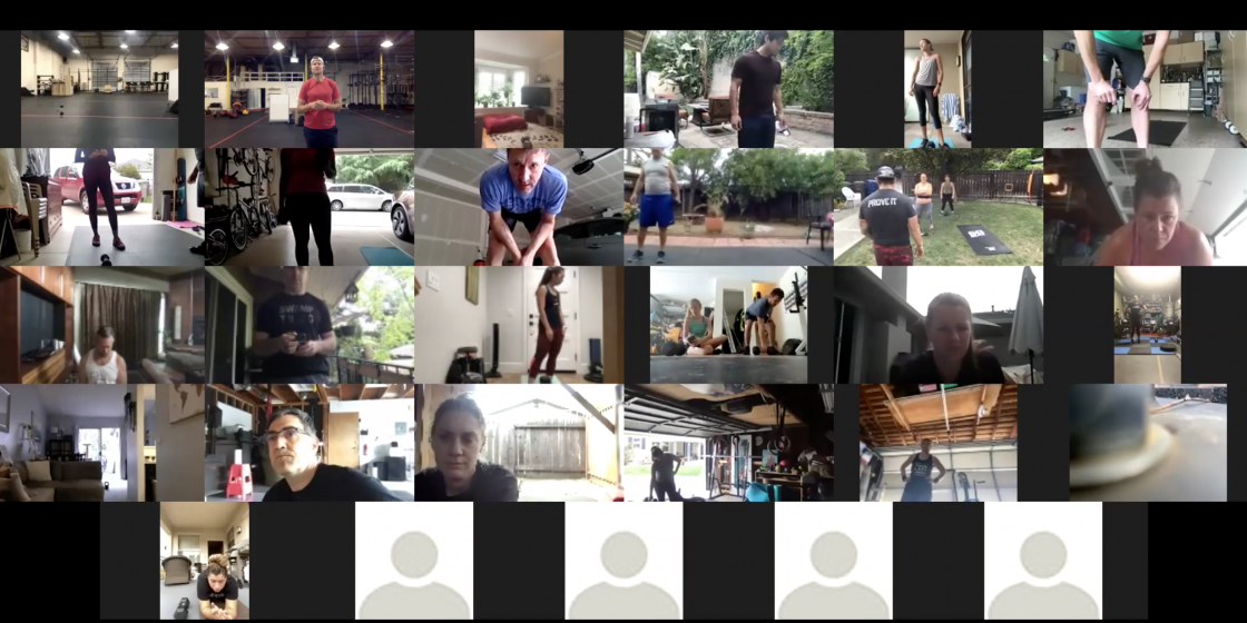 Fourth Ever Affiliate, CrossFit San Jose, Goes 100% Virtual Indefinitely