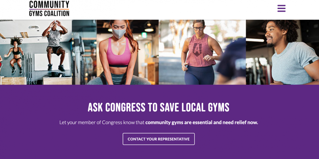 CrossFit LLC, Community Gyms Coalition Fight for Local Gyms