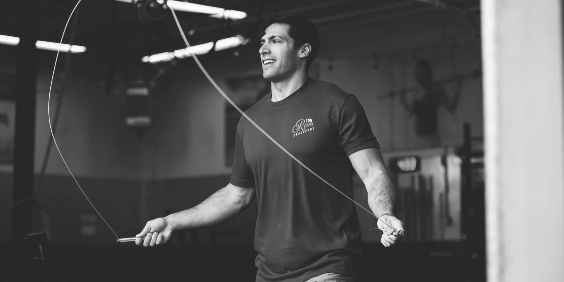 10,000 Double-Unders in 30 Days: Can You Do It?
