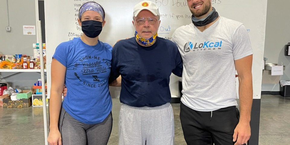 78-Year-Old John Ford Loses Wife, Finds Comfort in CrossFit