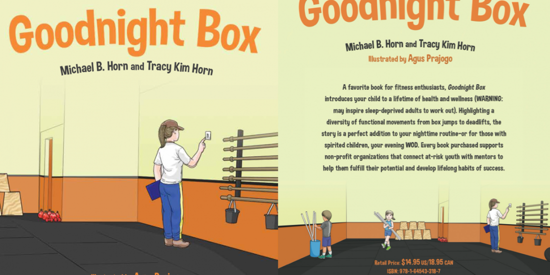 CrossFit Children's Book Goodnight Box Takes Goodnight Moon to the Gym
