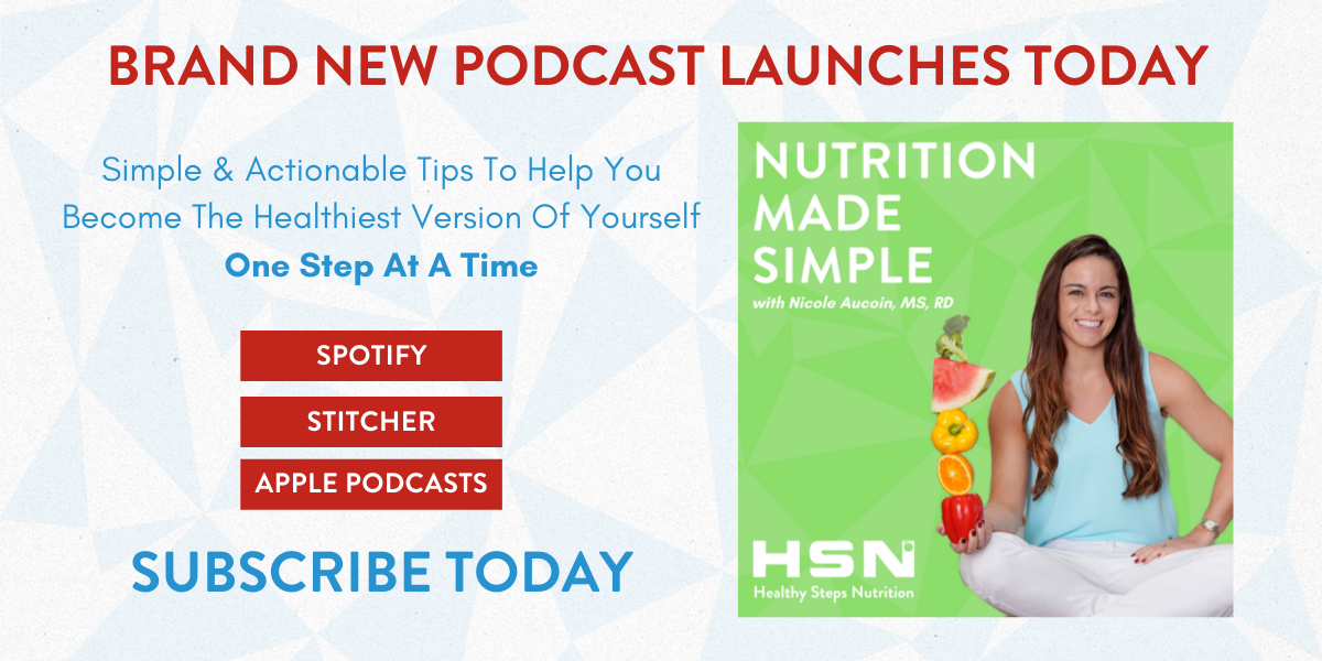 Improve Your Health in 2021 with the Nutrition Made Simple Podcast