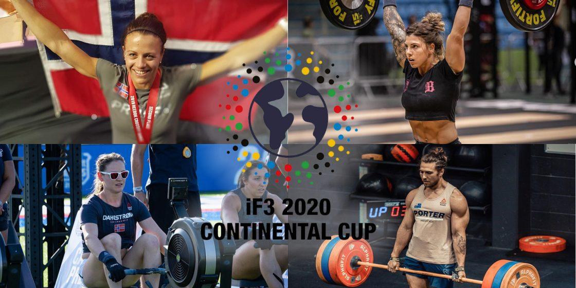 Stage 1 Set, International Functional Fitness Championship Starts Friday
