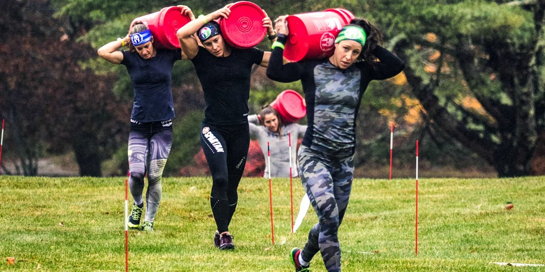 CrossFit Athletes Challenge Champs, Record Podium Finishes at the Spartan Games