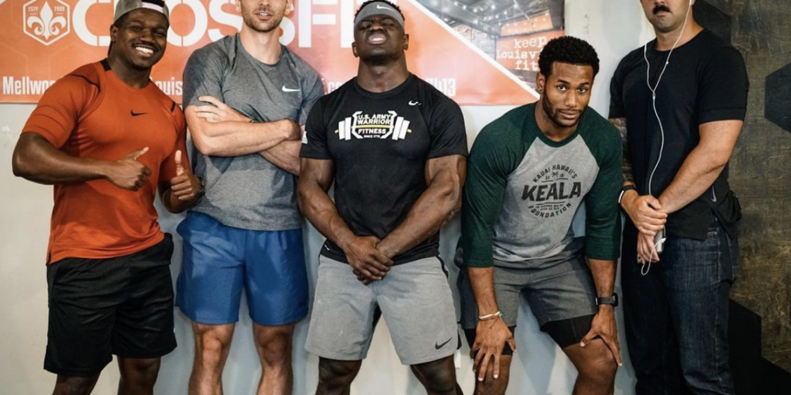 """Connection, Not Performance Tops """"My Favorite 2020 Moment"""" for Five CrossFit Games Athletes"""