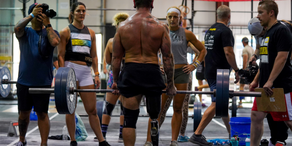 The 2021 CrossFit Games Adaptive Division: What You Need to Know