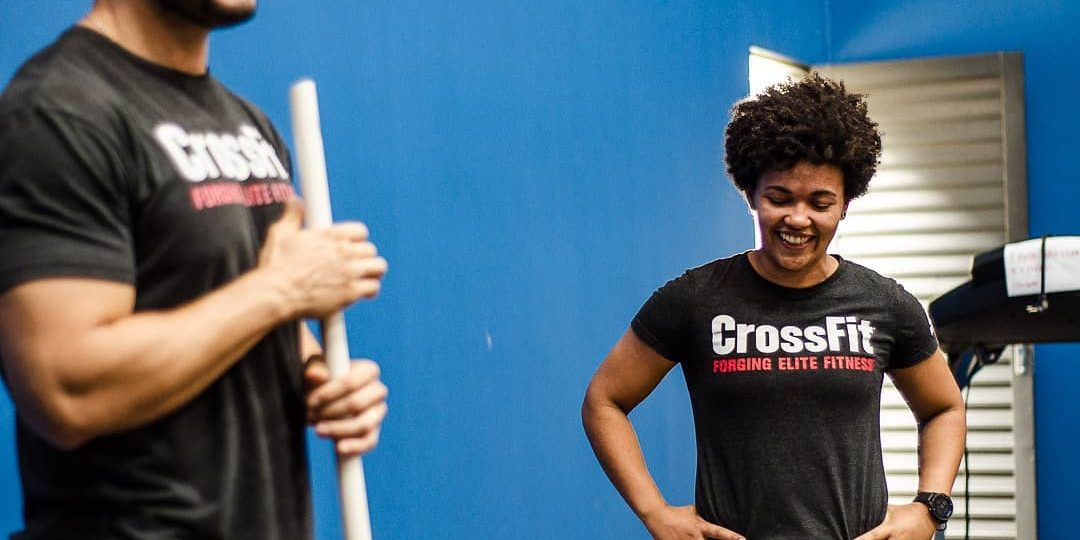 Camila Castilho Becomes First Female Trainer to Earn CrossFit Level-Three Certification in Brazil