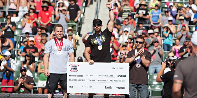 The 2021 CrossFit Games Prize Purse Remains Unknown