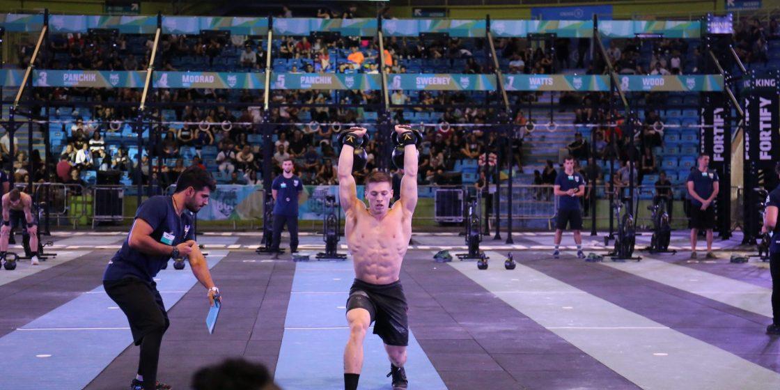 Saxon Panchik's Workout Of The Week