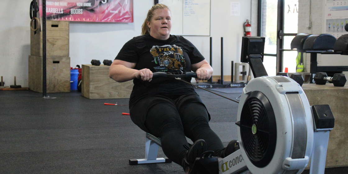 Becky Clements Starts CrossFit Fearing COVID-19, Puts Diabetes Into Remission in Six Months
