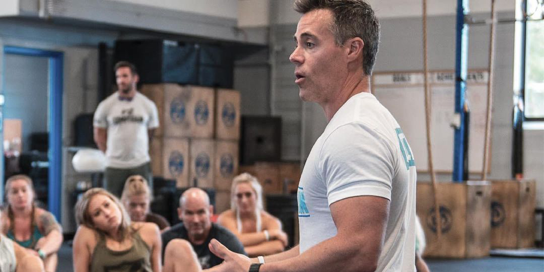 The CompTrain Academy and How Ben Bergeron Wants to Shape the Future of the Sport of Fitness
