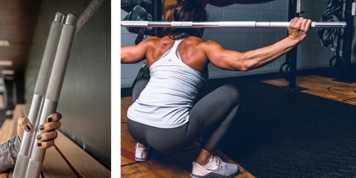 How to do Pass-Throughs with a Tool that Fits in Your Gym Bag.