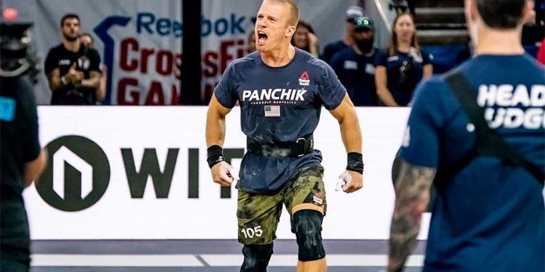 CrossFit Games Men's Division Gets Tougher, Scott Panchik Returns to Individual Competition