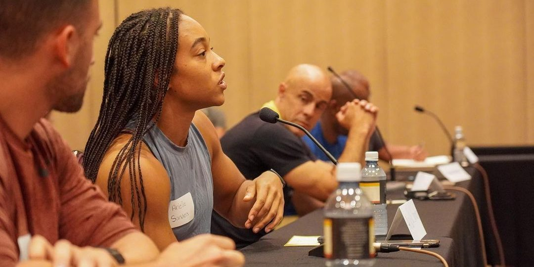 Athletes Talk About Why it's so Important to Bring More People of Color into CrossFit