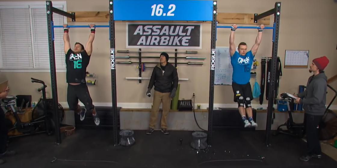 CrossFit Open Top Five Moments -- Dan Bailey and Bjorgvin Karl Gudmundsson Headline 16.2