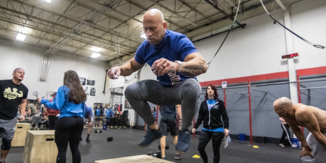 Chris Schmulbach, Reinvigorated by the New CrossFit Open Adaptive Divisions