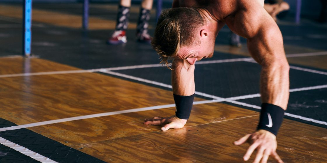 Noah Ohlsen's Workout of the Week