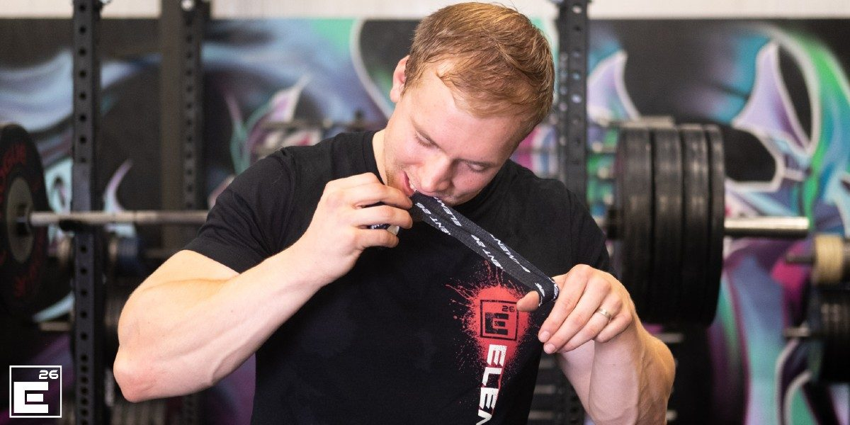 Finally a Tape that Won't Peel Up During Your Lift. Try it, Risk Free.
