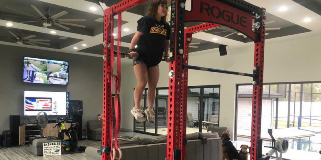 Meet Emma Heck, a 13-year-old National Champion with a Gym in Her Living Room