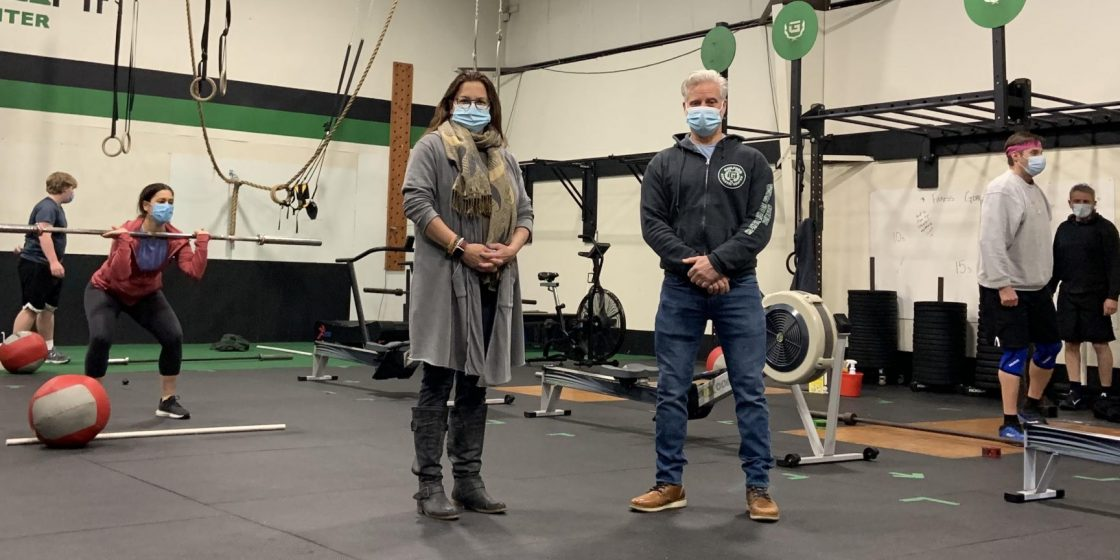 """""""Everyone is Recovering from Something:"""" Connecticut Gym Offers Free Workouts and Recovery Meetings"""