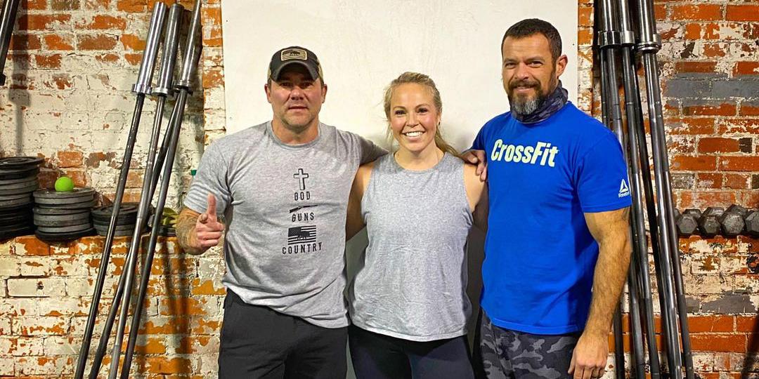 Five AM CrossFit Class Helps Retired Green Beret and Bison Union Founder Bert Kuntz Improve Mental Health