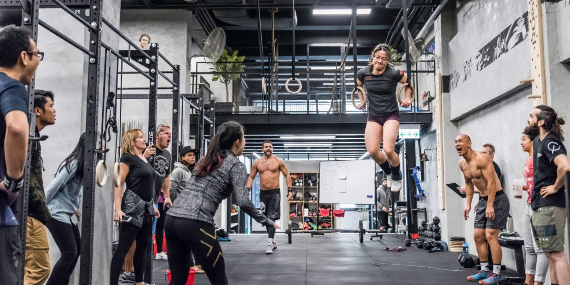 The Brits Are Coming; A UK Perspective on the 2021 CrossFit Open