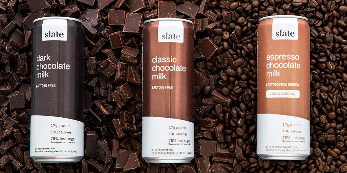 High Protein Chocolate Milk