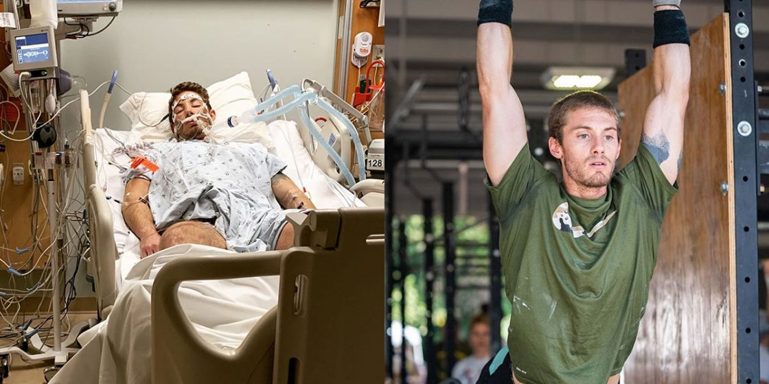 """Trevor Smith Almost Dies of the Flu, Fitness Helps Him """"Pull Through"""""""