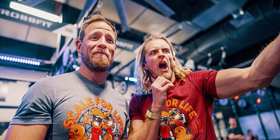 Getting to Know the Buttery Bros: Behind the Camera with Two Friends Who Have the Best Job in CrossFit