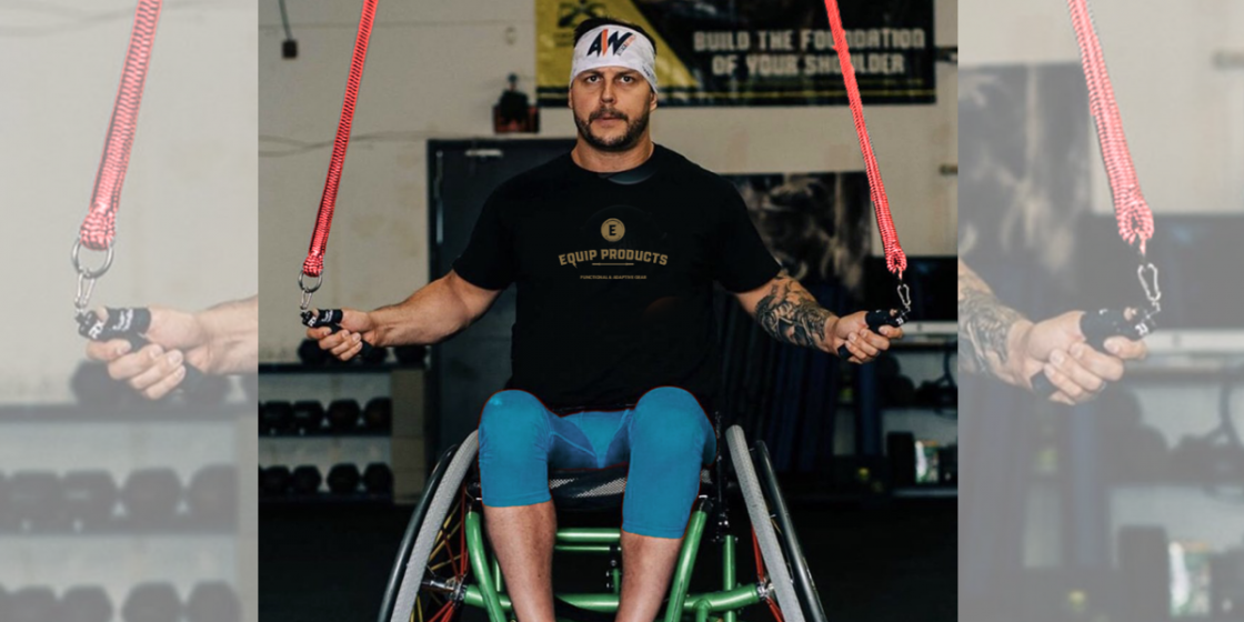 Equip Products Make Exercise Accessible for Athletes of All Abilities