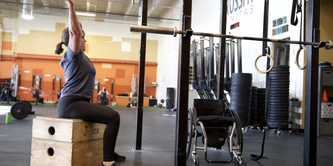 Athletes Offer Perspective on the First-Ever CrossFit Games Adaptive Division